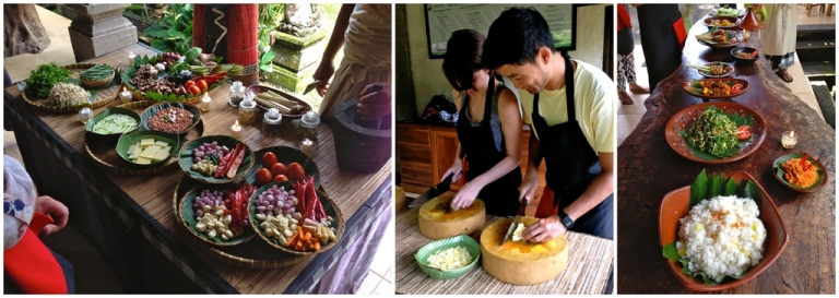 Cooking at the Lobong compound